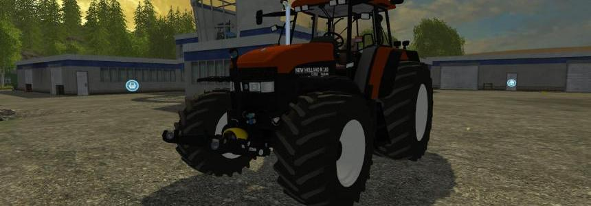 New Holland M160 Turbo v1.9