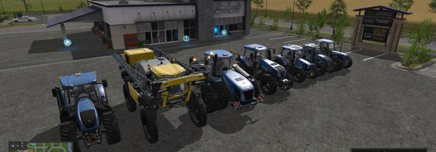 New Holland pack by Stevie v1.0.0.1