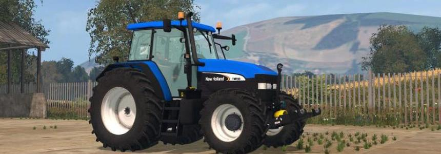 New Holland Pack (M160 TM175 TM190) v2.0