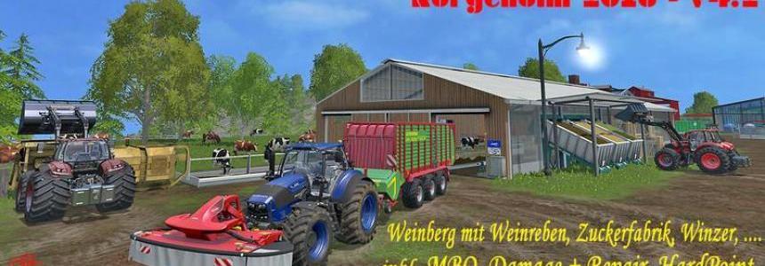 Norge Holm v4.2 Multifruit / SoilMod & GMK-Mod & MBO