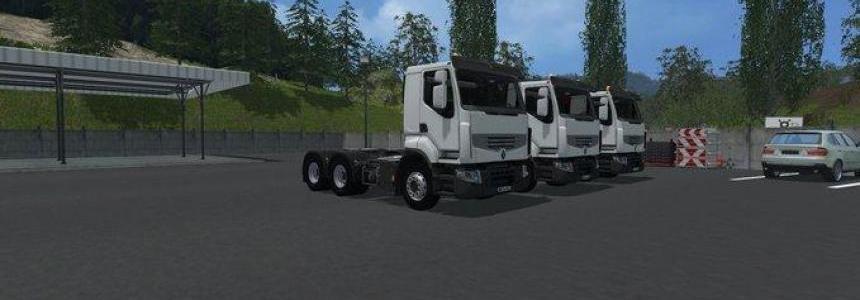 Pack Renault Lander tracteur v1