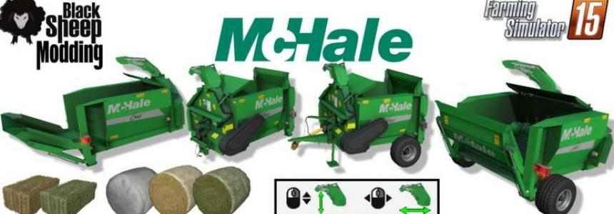 Pack Straw Blower McHale c360, C460 v1