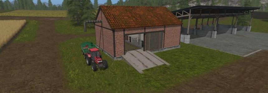 Placeable - Multi Storage Shed v1.0