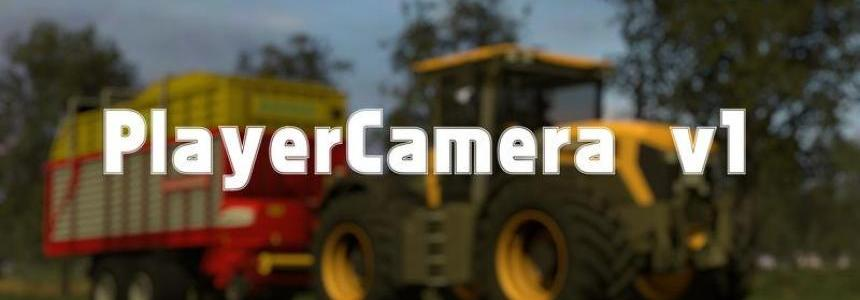 Player Camera Farming 17 v1.0