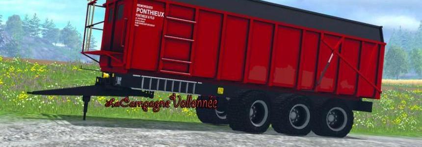 Ponthieux 24 tonne v0.9 rouge beta