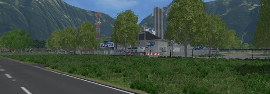 Project the last one fs15 v1.0