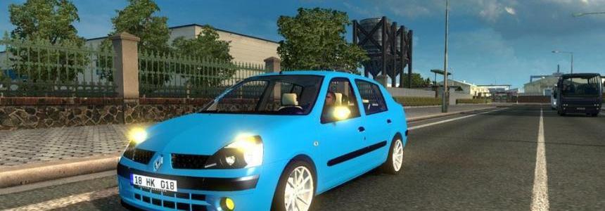 Renault Clio 1.25.2.6s