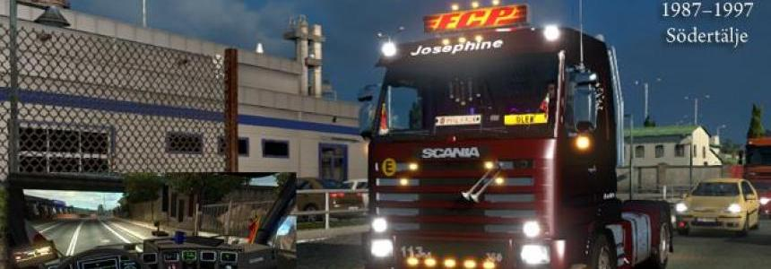 Scania 143m – [ NEW-1.25]