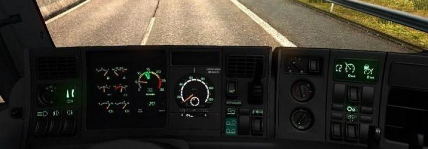 Scania Dashboard Computer v3.9.5 for 1.25