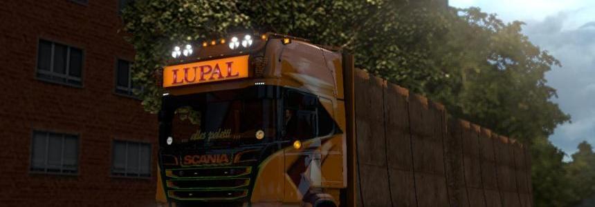 Scania Lupal 1.25