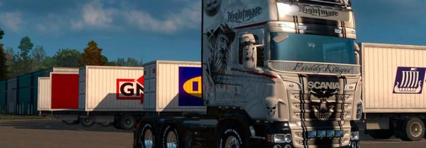 Scania RJL Nightmare v1.1