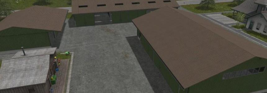 Shed package v1.0