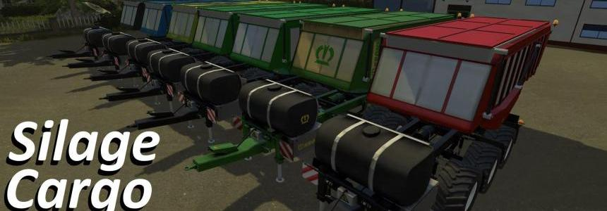Silage Cargo Trailers v3.0