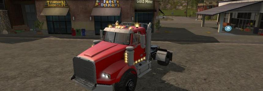 Single Axle Semi Upgraded v1.0