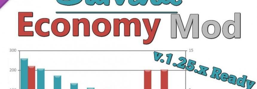 Survival Economy Mod