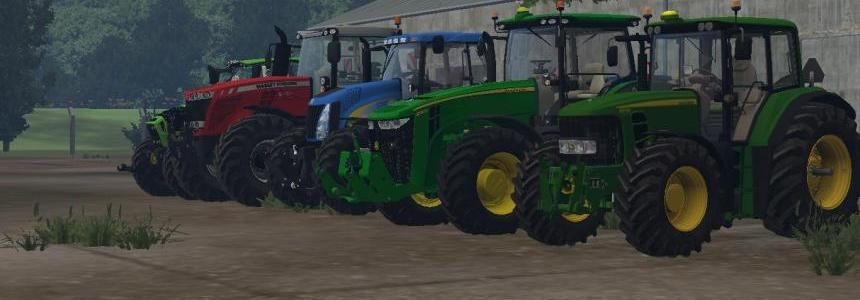 Tractors Pack v1