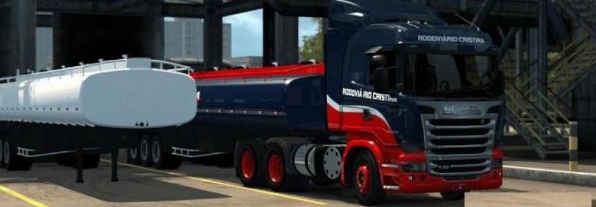 Trailers Pack by Victor Rodrigues v1.2 for 1.25.x