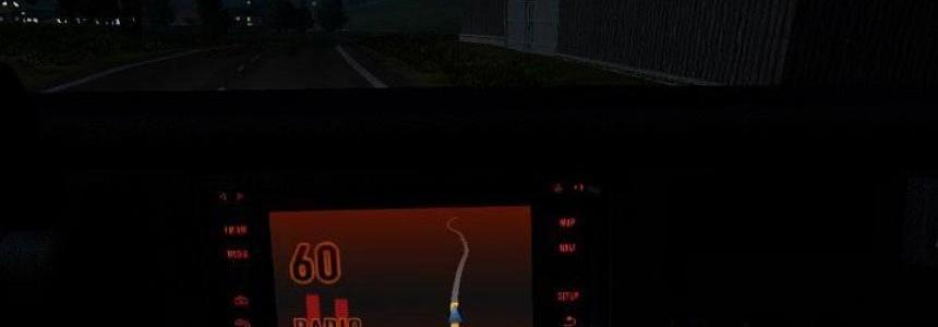 Truck Radio Tuner + GPS v2.0