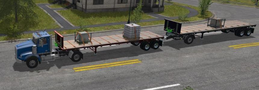 US Trailer With Tension Belts v1.0