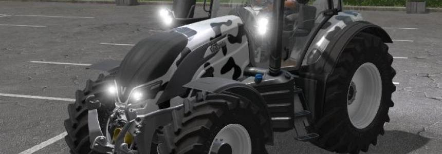 Valtra T Series Cow Edition v1