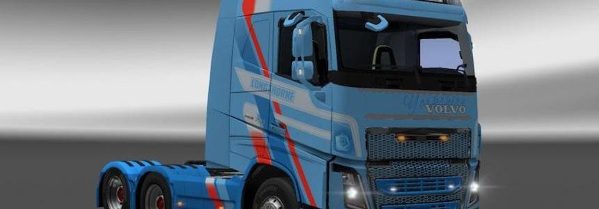 Volvo FH2013 (Ohaha) Longthorne Transport (UK) Skin