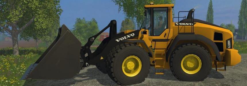 Volvo L220H V2