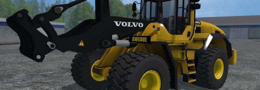 Volvo L60 Update