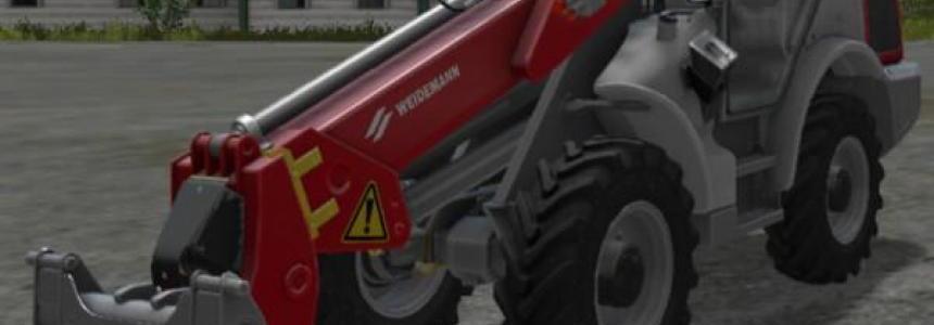 Weidemann 3080CX80T v1