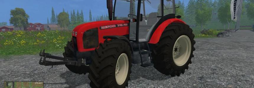 Zetor 7341 Super Turbo v1.0