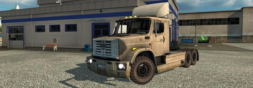 ZIL 4421 Off-Road Updated for 1.25