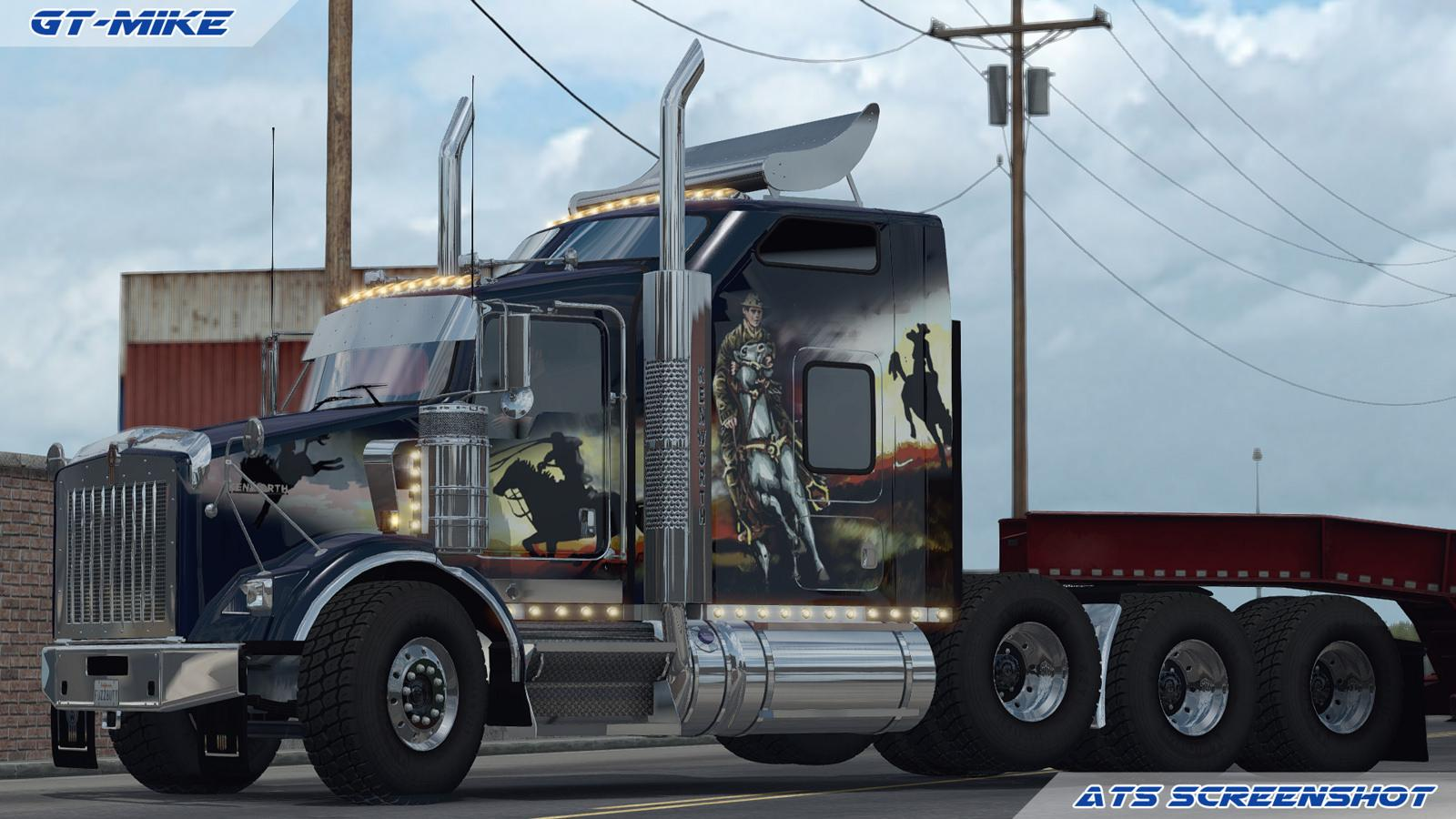 GTM Kenworth T800 2016 Edit v0.5.2