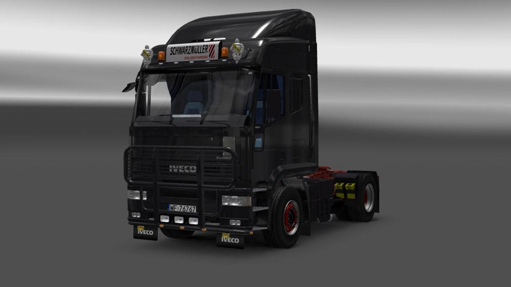 Iveco EuroTech and EurorStar by Diablo v 0.1