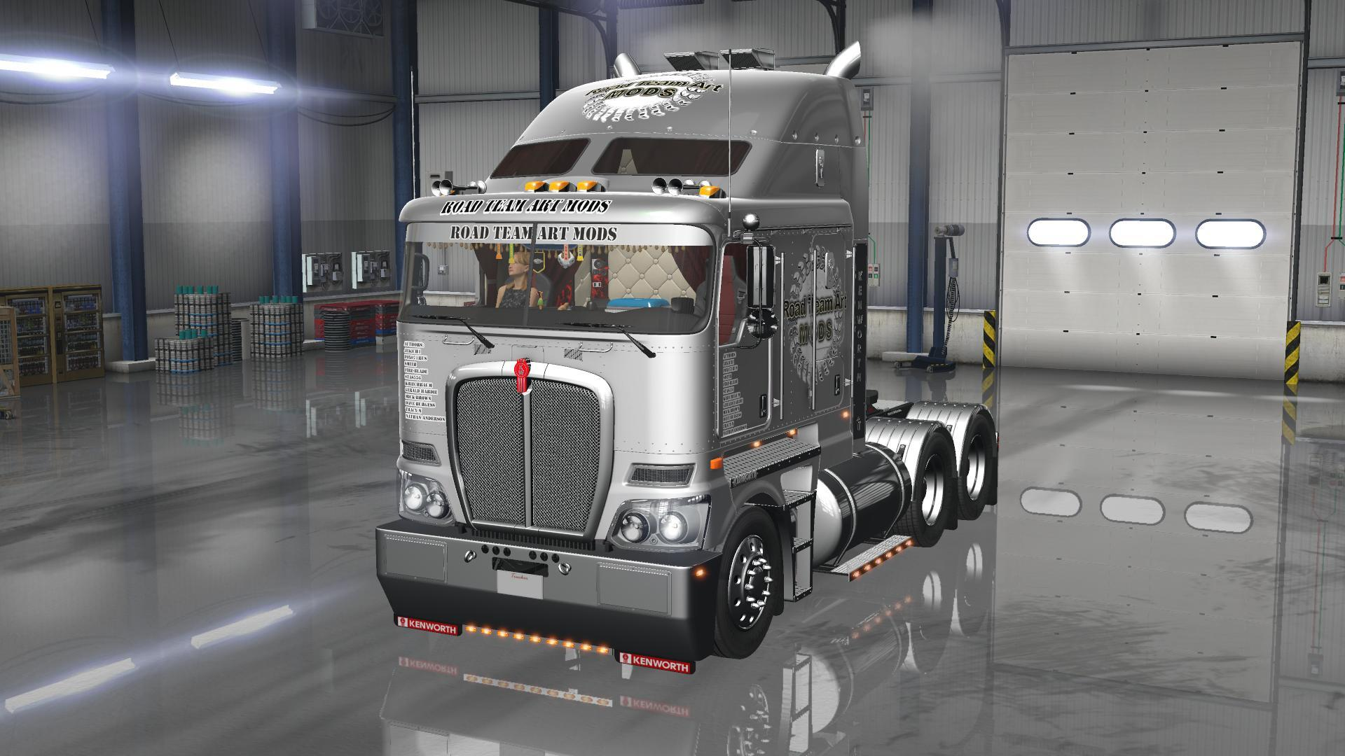 Kenworth K200 for 1.25 Fixed version!