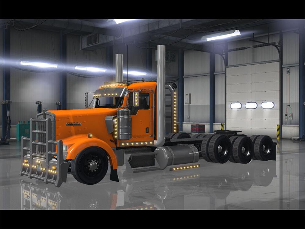 Kenworth W900 Tri-Drive V3.0 by Bu5ted