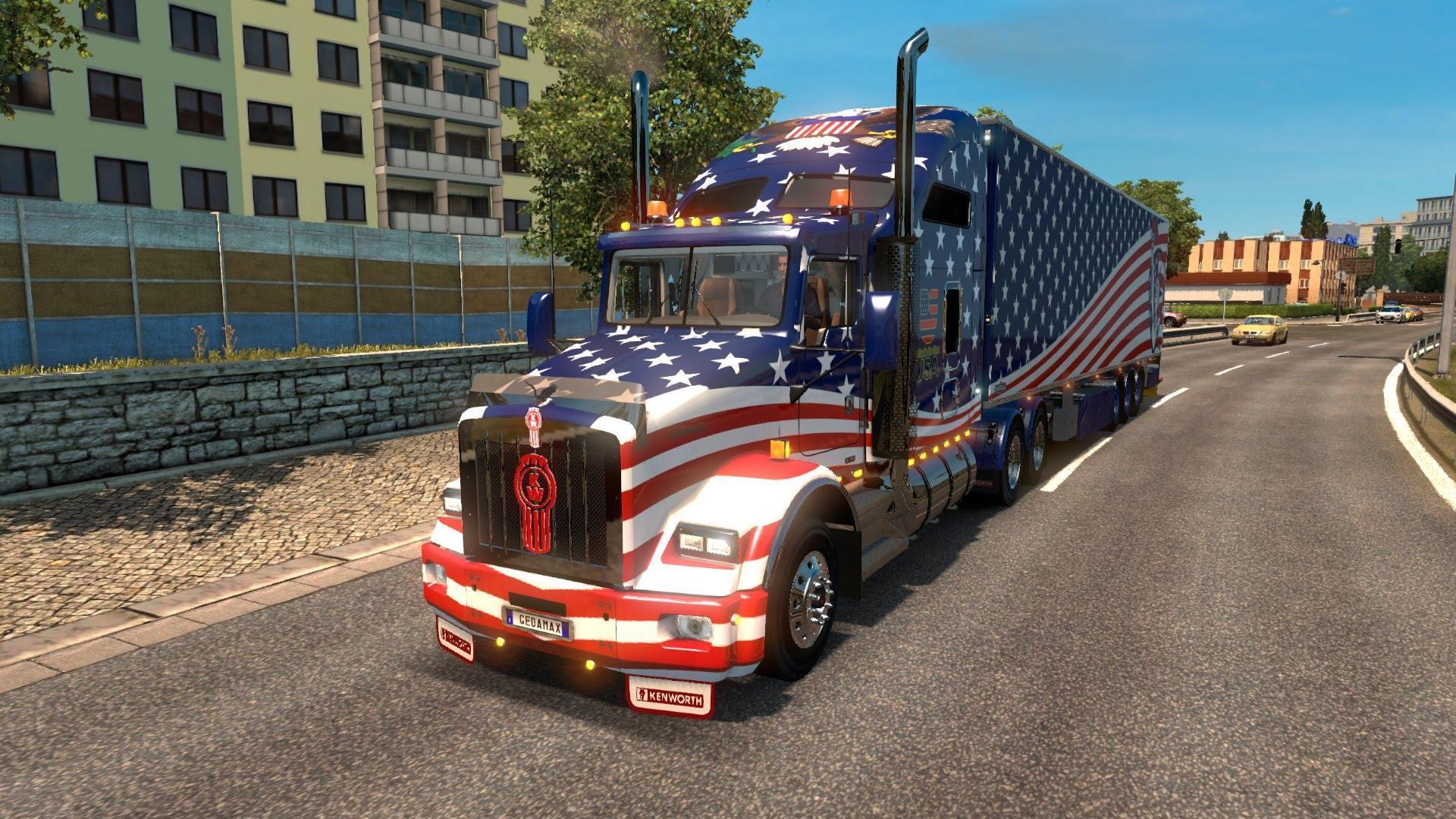Mega American Truck Pack