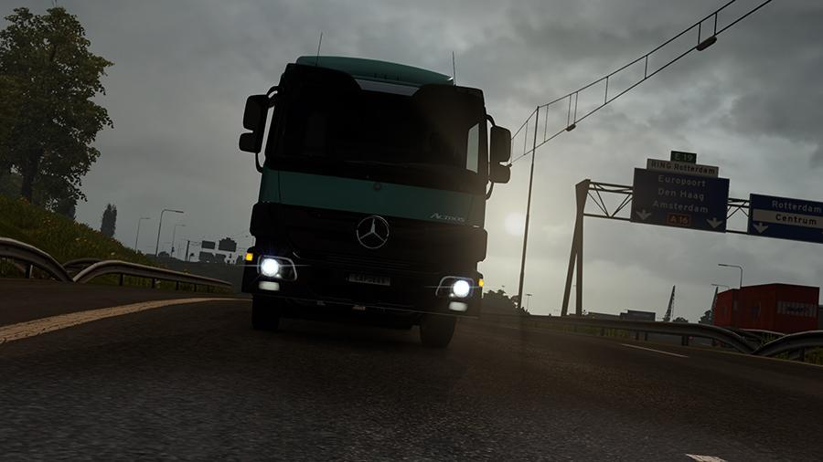 Mercedes Actros MP3 Reworks - ByCapital v1.1