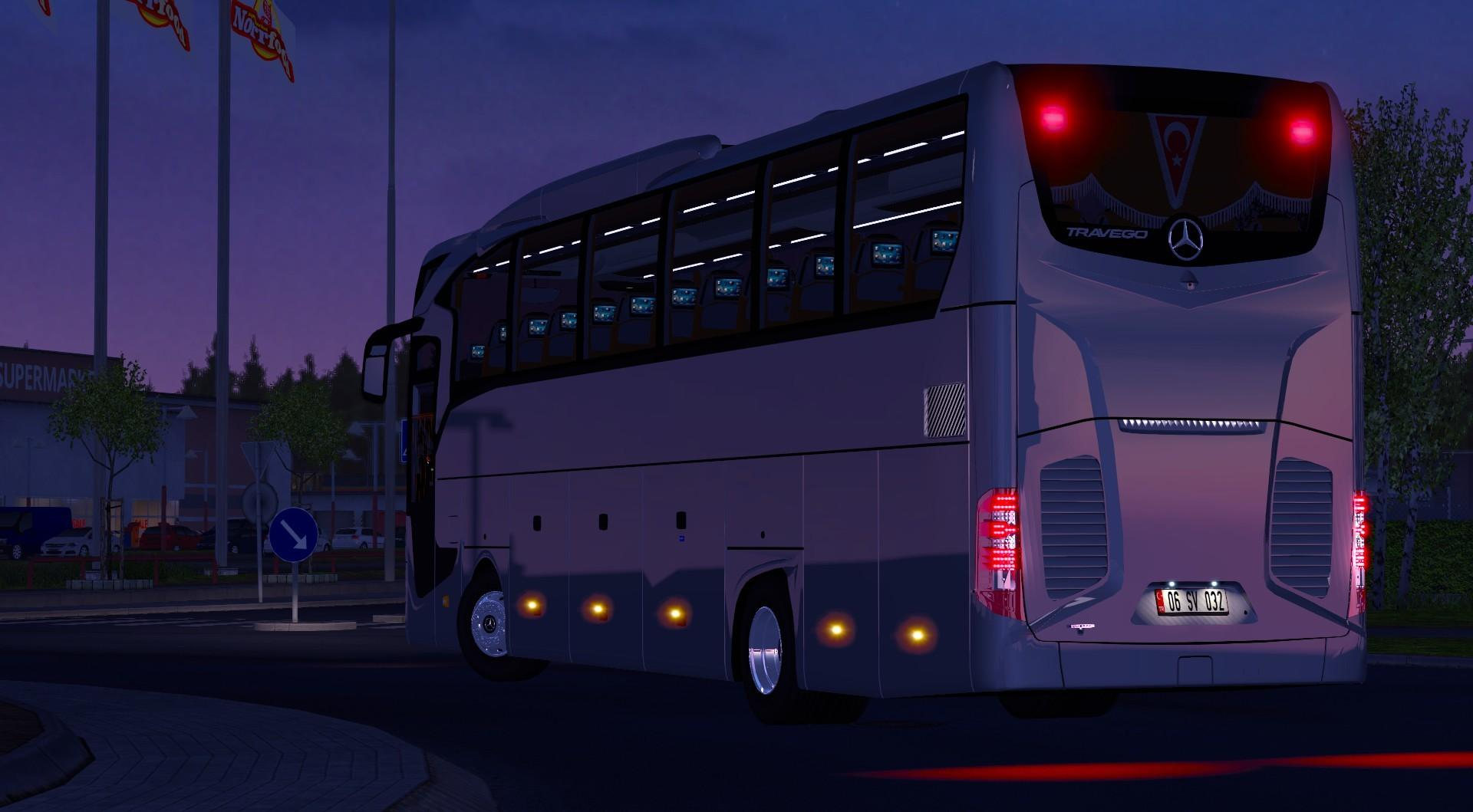 Mercedes benz new travego 2016 download game mods for Mercedes benz games