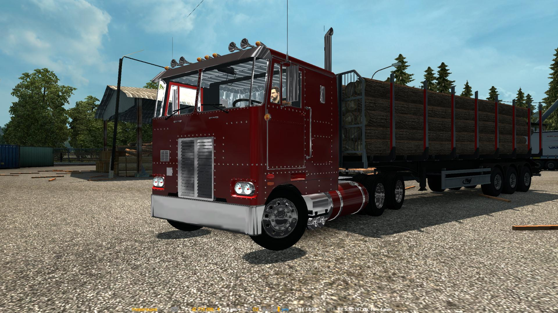 Peterbilt 352 BETA v1.1 only for 1.25