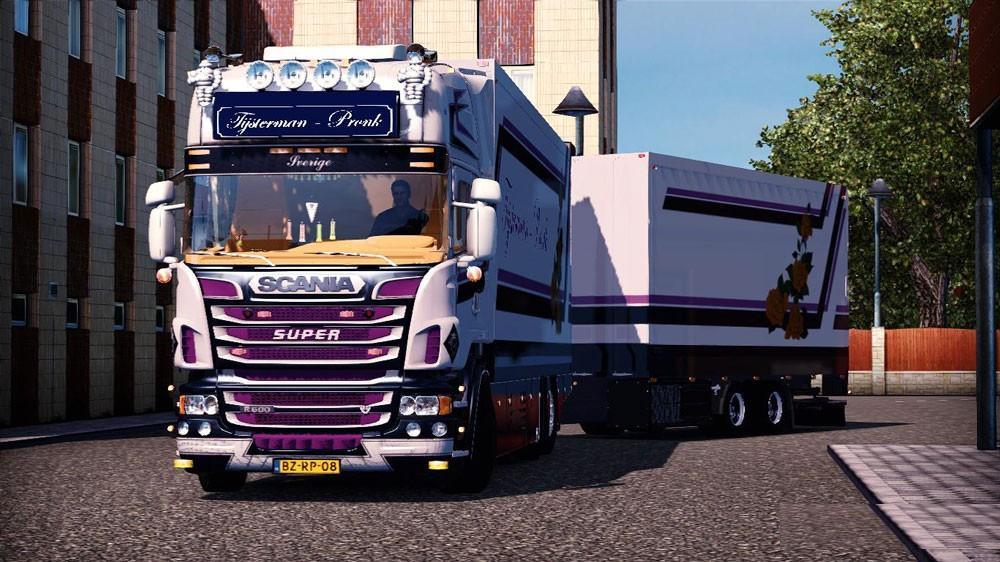 Scania R500 Tandem