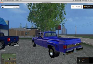 1984 Chevy 1 ton v1.0