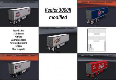 2 Trailer Reefer 3000R modified v1