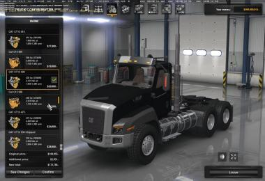 CAT CT660 for ATS v1.1