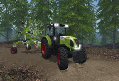 Claas Arion 620 v2.0