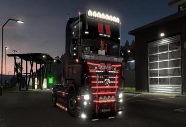 Scania RJL Tuning 1.25.2
