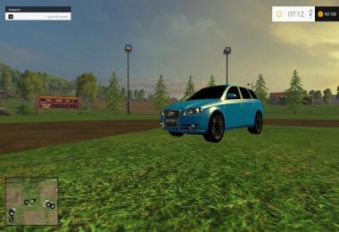 Audi a4 Reskiner par Messieur Hugo