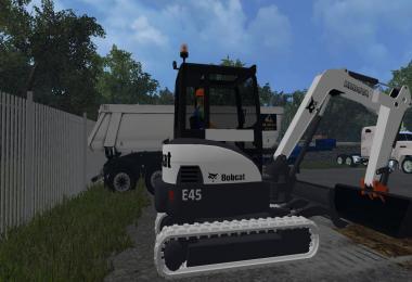 Bobcat E45 v1.0