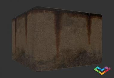 Concrete Cracks Dirtiness Variants v1.0