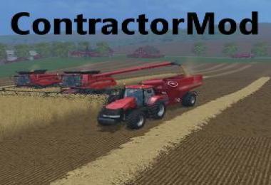 ContractorMod FS15 v1.0