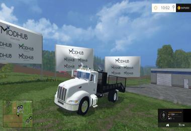 Converted landscaping truck v2.0