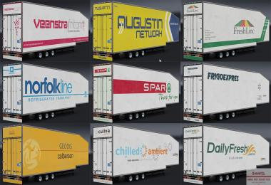 Double Deck Coolliner Trailer Pack - SmhKzl 1.25.x